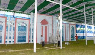 ঈদুল আযহায়রাজধানীতে ৪০৯টি ঈদ জামাত