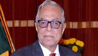 বৃহস্পতিবারটুঙ্গিপাড়া যাচ্ছেন রাষ্ট্রপতি