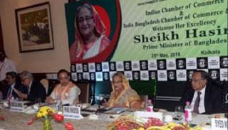 ভারতীয় বিনিয়োগকে বাংলাদেশ স্বাগত জানায় : প্রধানমন্ত্রী