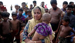 রোহিঙ্গা সমস্যা সমাধানে আন্তর্জাতিক সম্প্রদায়ের মনোযোগ কামনা