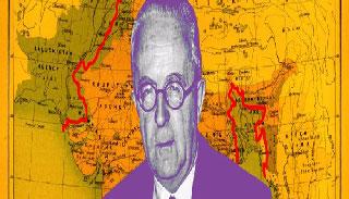 ৪৭-এ যেভাবে ভারত ভাগ করেছিলেন র্যাডক্লিফ