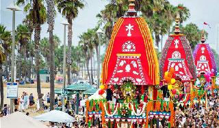 রোববার জগন্নাথ দেবের রথযাত্রা উৎসব শুরু