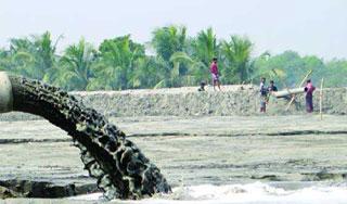 ভদ্রা ও সালতা নদী খনন: নিরসন হবে জলাবদ্ধতার