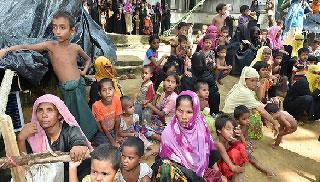 রোহিঙ্গা ইস্যুতে বাংলাদেশকে জার্মানি, সুইডেন ও ইইউ'র সমর্থন
