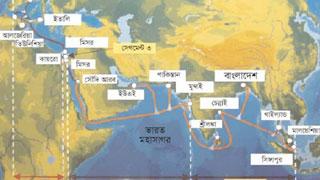 দ্বিতীয় সাবমেরিন ক্যাবলের সঙ্গে সংযুক্ত হলো বাংলাদেশ