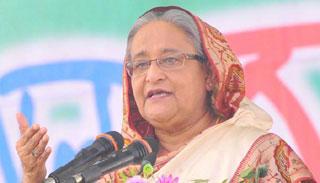 'উন্নয়নশীল বাংলাদেশ সমালোচকদের মুখে চপেটাঘাত'