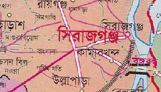সিরাজগঞ্জে সড়ক দুর্ঘটনায় ইউপি চেয়ারম্যান নিহত