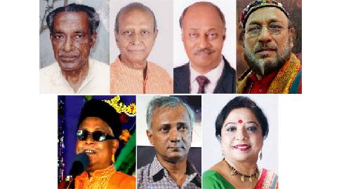 ৭ গুণীজন পাচ্ছেন শিল্পকলা একাডেমি পদক