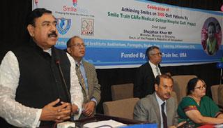 চিকিৎসার উন্নয়নে সরকার বিভিন্ন পদক্ষেপ গ্রহণ করেছে: শাজাহান খান