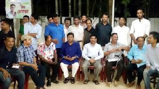 সুনামগঞ্জ রিপোর্টার্স ইউনিটি'র সঙ্গে এমপি মিছবাহ'র মতবিনিময়
