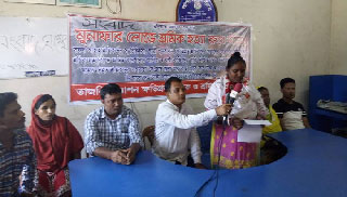 করুণ জীবনচিত্র তুলে ধরলেন তাজরিন দুর্ঘটনায় আহতরা