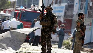 আফগানিস্তানে সামরিক ঘাঁটিতে তালেবান হামলায় নিহত ৪০