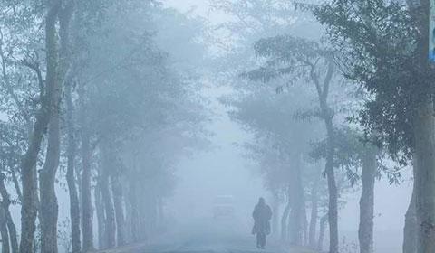 ১৩ জেলার ওপর দিয়ে বয়ে যাচ্ছে শৈত্যপ্রবাহ