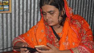 শাজাহানপুরে এক নারীর ভয়ে 'উধাও' পিতাপুত্র