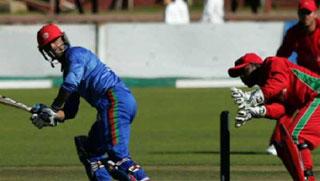 আফগানিস্তানকে ৩ রানে হারালো জিম্বাবুয়ে