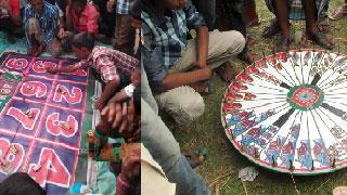 হাওরে চলছে ভারতীয় তীর খেলা, অন্ধকারে ডুবছে যুবসমাজ