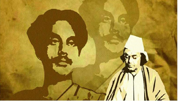 জাতীয় কবির ৪১তম মৃত্যুবার্ষিকী রোববার