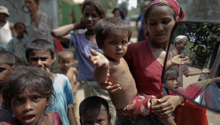 রোহিঙ্গা-বিরোধী অভিযান বন্ধে চার মুসলিম দেশের আহ্বান