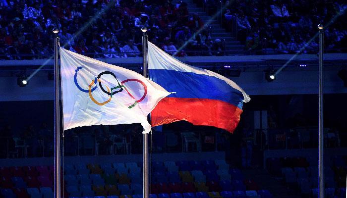 ২০১৮ শীতকালীন অলিম্পিকে নিষিদ্ধ রাশিয়া