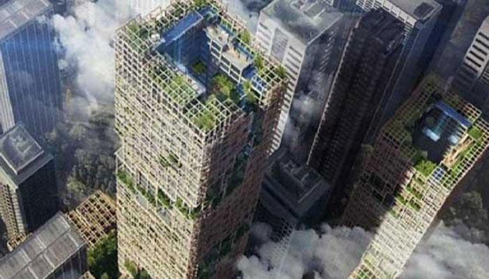 জাপান কাঠের তৈরি বিশ্বের সবচেয়ে উঁচু ভবন নির্মাণ করবে