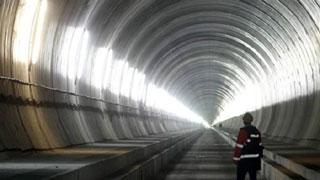সুইজারল্যান্ডে বিশ্বের দীর্ঘতম সুড়ঙ্গ পথ