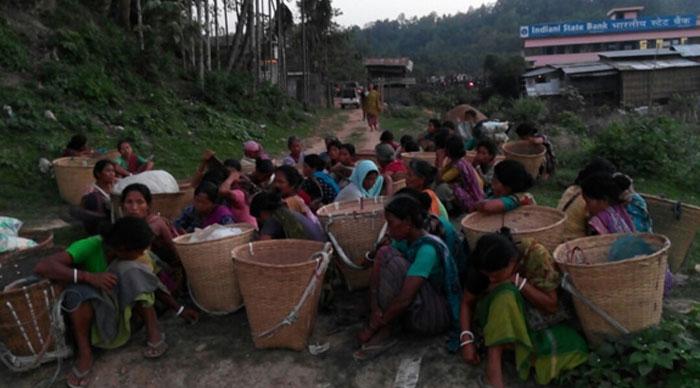 ভারতে থেকে ৪০ গারো নারীকে ফিরিয়ে আনল বিজিবি