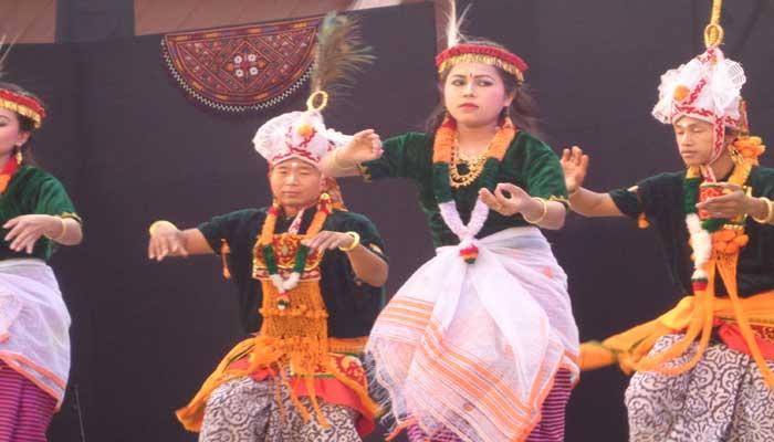 মনিপুরীদের 'লাই-হারাওবা' উৎসব শুরু