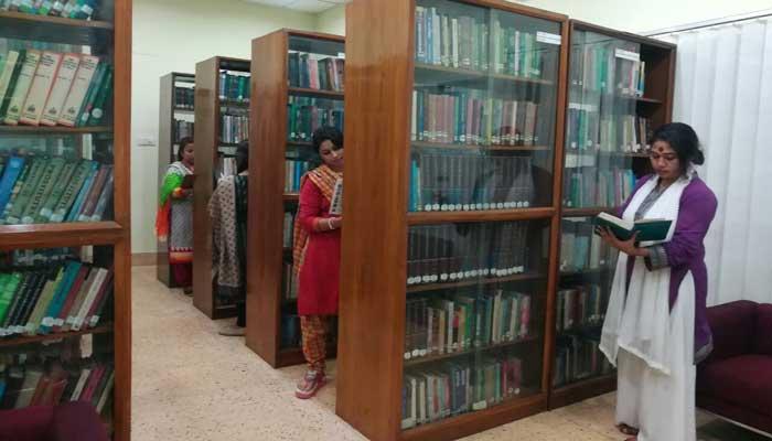 ঢাকায় ফের উন্মূক্ত ভারতীয় হাই কমিশনের গ্রন্থাগার