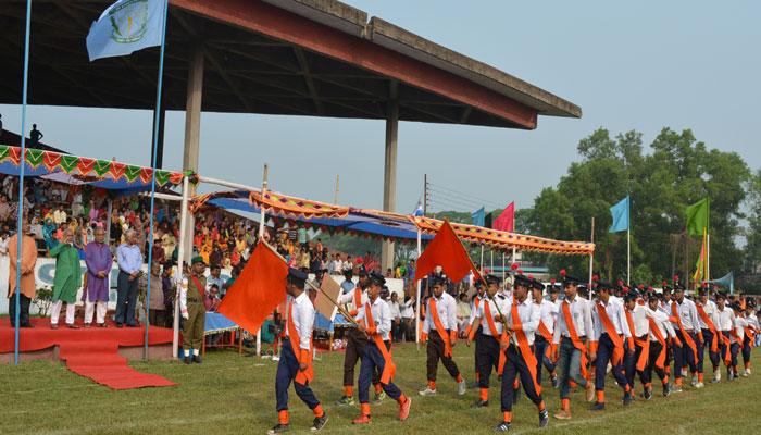 বাকৃবি'তে মহান স্বাধীনতা দিবস উদযাপিত