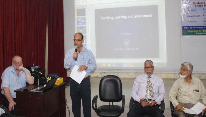 ভবিষ্যত উচ্চ শিক্ষা নিয়ে বাকৃবি'তে কর্মশালা