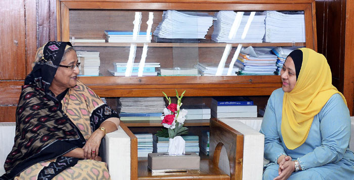 বাংলাদেশ-মালয়েশিয়ার সহযোগিতা বৃদ্ধিতে প্রধানমন্ত্রীর গুরুত্বারোপ