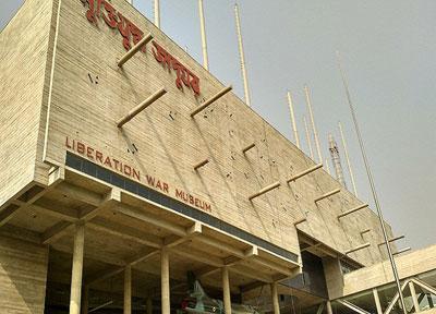 রোববার আগারগাঁওয়ে মুক্তিযুদ্ধ জাদুঘরের উদ্বোধন