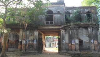 কালের স্বাক্ষী নওগাঁর বলিহার রাজবাড়ি