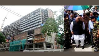 শেখ হাসিনা বার্ন ইনস্টিটিউট উদ্বোধন আগামী মাসে