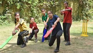 ভারতের স্কুলগুলোয় লিঙ্গ বৈষম্য মোকাবিলায় ক্রিকেট