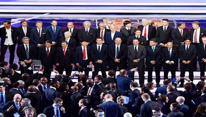 রাশিয়া বিশ্বকাপে ৩২ দলের কোচ