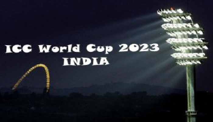 ২০২৩ সালে  এককভাবে বিশ্বকাপ আয়োজন করবে ভারত