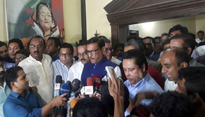 'বিএনপি রাজনীতির ধারায় ফিরলে আমরা স্বাগত জানাব'