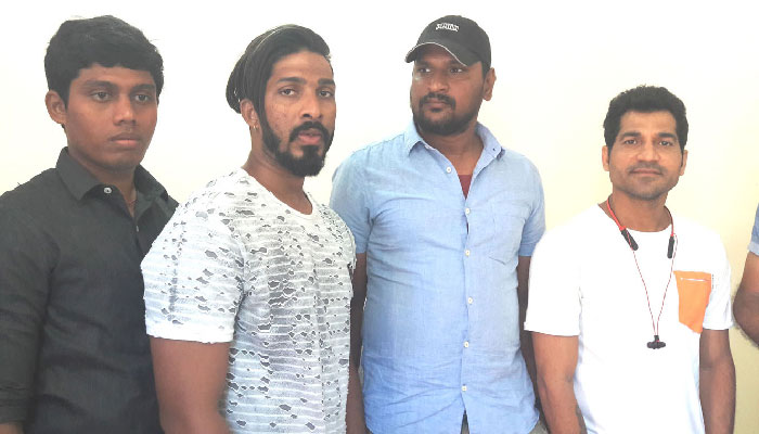 তাহিরপুরে ভারতীয় চলচ্চিত্র পরিচালকসহ ৪ জন পুলিশ হেফাজতে