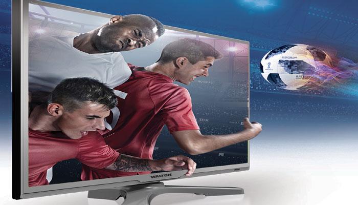 বিশ্বকাপ ফুটবল উপলক্ষ্যে আরেক দফা দাম কমলো ওয়ালটন টিভির