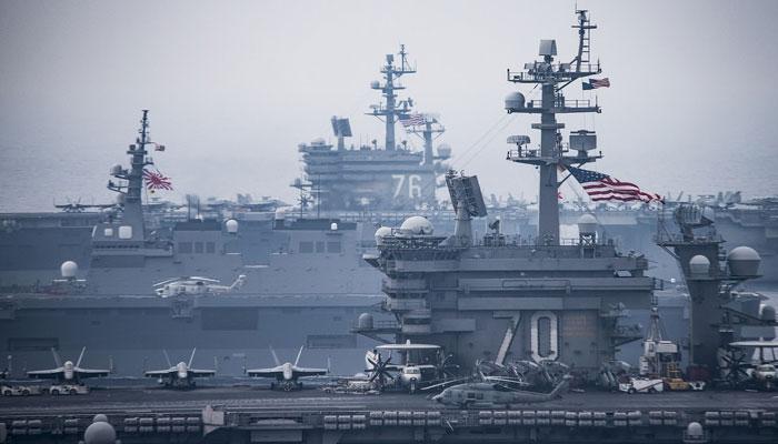 মার্কিন নৌবাহিনীর তথ্য চুরি করেছে চীনের হ্যাকাররা