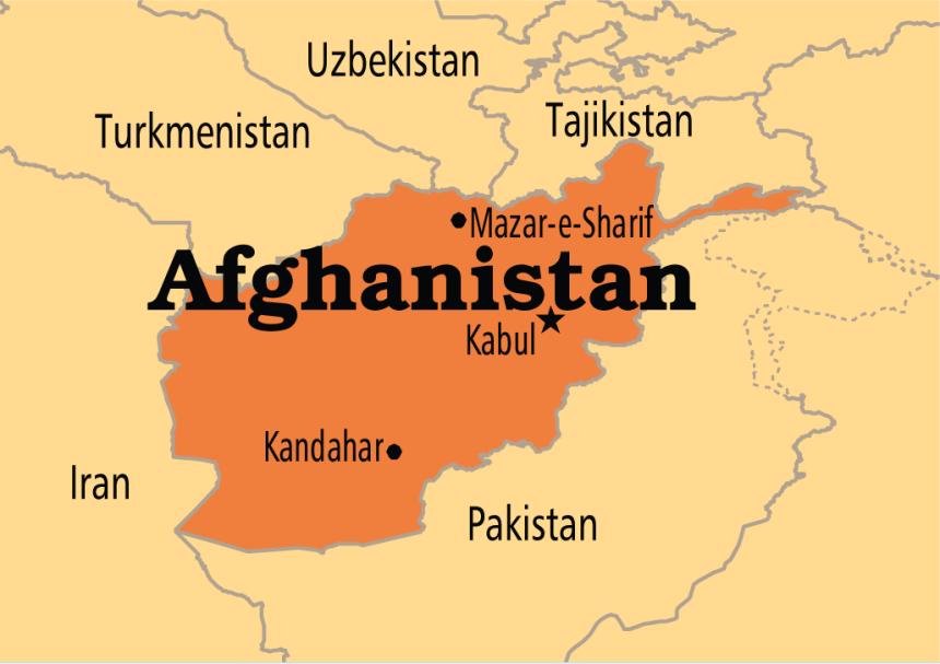 আফগানিস্তানে তালেবান হামলায় ৩২ জন নিহত