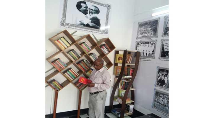 ভোলায় মুক্তিযুুদ্ধ কর্ণারে দর্শনার্থী বৃদ্ধি পাচ্ছে