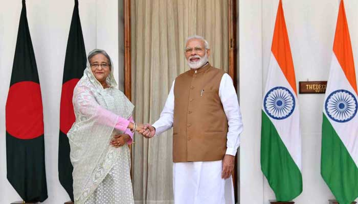 বাংলাদেশ-ভারতের ৭টি সমঝোতা স্মারক সই