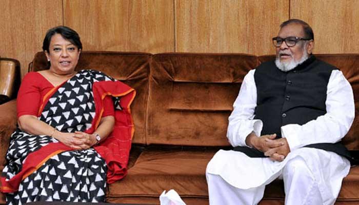 বাংলাদেশ ও ভারতের সুসম্পর্ক বিশ্বে অনন্য: মোজাম্মেল হক