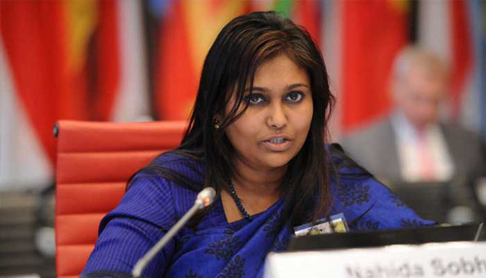 মধ্যপ্রাচ্যের প্রথম বাংলাদেশি নারী রাষ্ট্রদূত নাহিদা