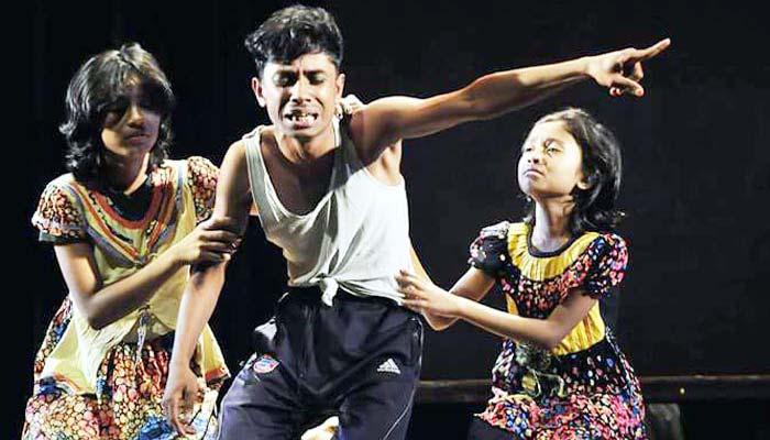 যুব-কিশোর নাট্য উৎসবে কাব্য বিলাস মঞ্চায়ন করবে 'কপাল'