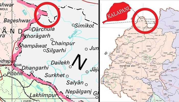 মানচিত্র বিল নিয়ে সংঘাতের পথে ভারত-নেপাল