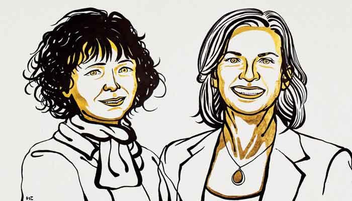 রসায়নে নোবেল পেলেন দুই নারী বিজ্ঞানী