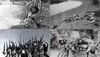 সোমবার ভয়াল ২৫ মার্চ, জাতীয় গণহত্যা দিবস